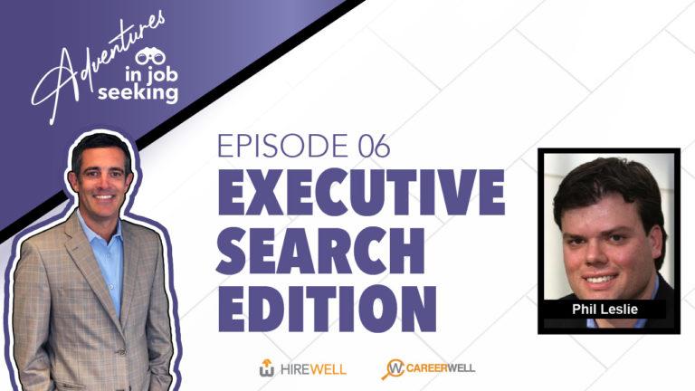 Executive Search Edition