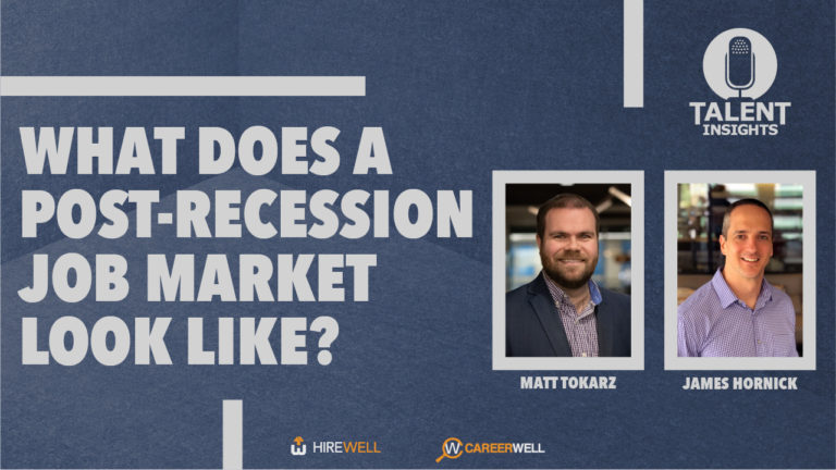 What Does the Post-Recession Job Market Look Like?