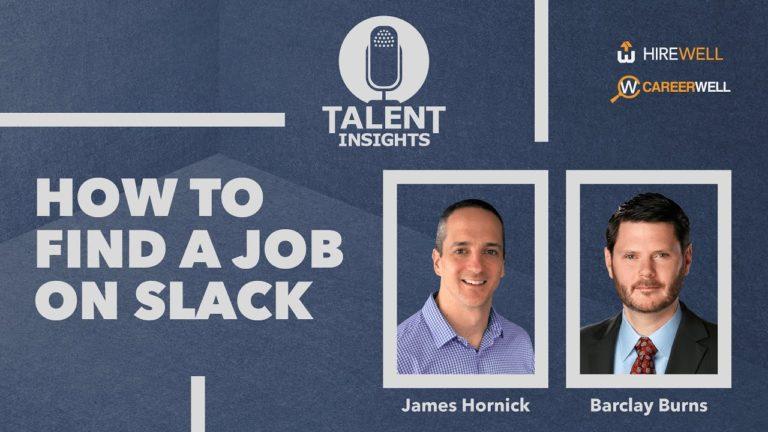 How To Find A Job On Slack