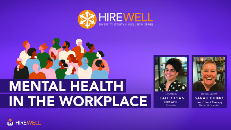 DEV Mental Health In the Workplace