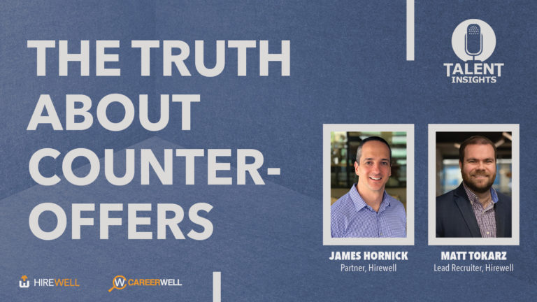 The Truth About Counteroffers