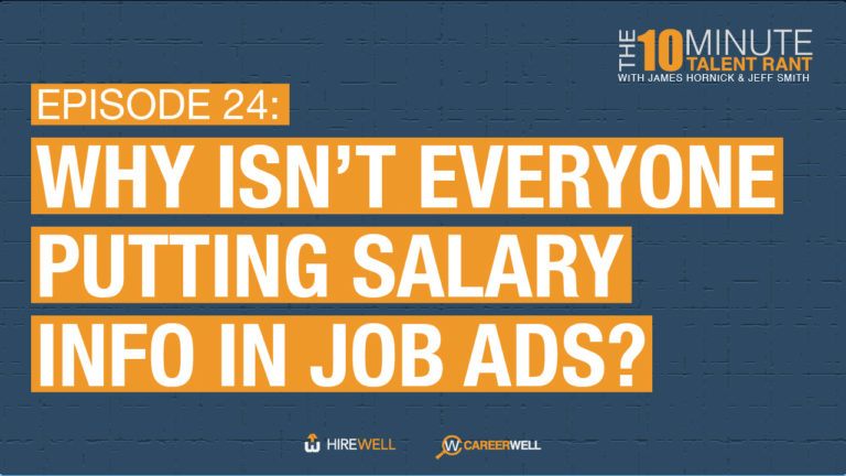 Why Isn't Everyone Putting Salary Info In Job Ads?