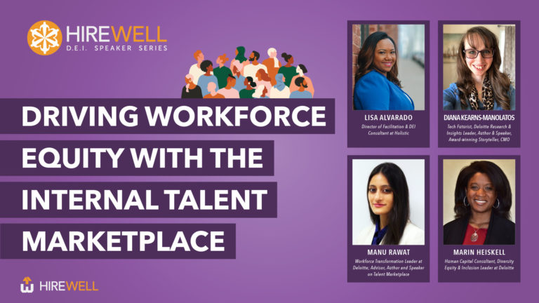 Driving Workforce Equity with Internal Marketplace