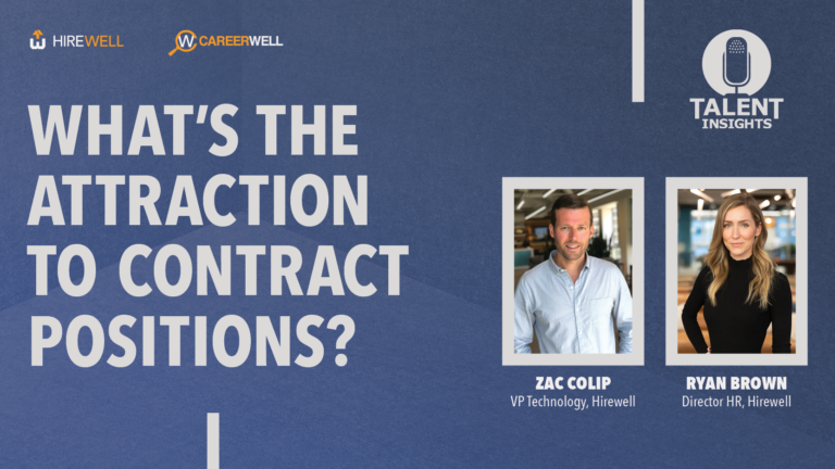 What's the Attraction To Contract Positions?